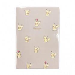B6 Monthly Planner 2022 Chirashi Pikachu number025