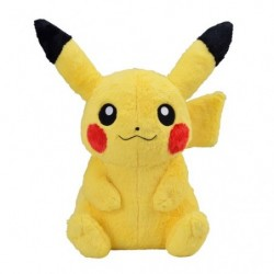 Big Plush Fuwa Fuwa Pikachu japan plush