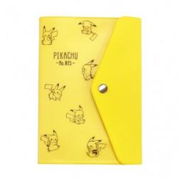 Agenda Hebdomadaire B6 Bouton Pikachu number025