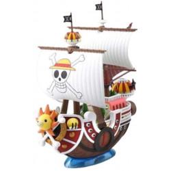 Figurine Thousand Sunny One Piece Plastic Model
