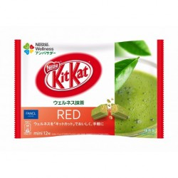 Kit Kat Mini Wellness RED japan plush