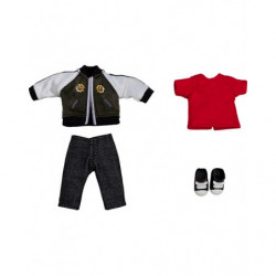 Nendoroid Doll Outfit Set Souvenir Jacket Black