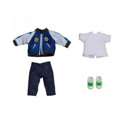 Nendoroid Doll Outfit Set Souvenir Jacket Blue