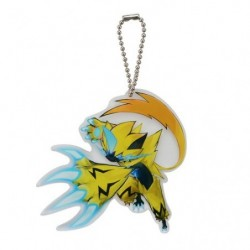 Keychain Zeraora japan plush