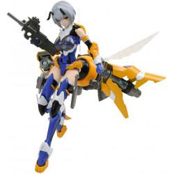 Figure Ruri Hinabachi School Shock NUKE MATRIX Plastic Model
