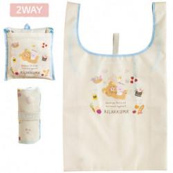 Shopping Bag Cream Rilakkuma