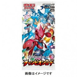 Booster Carte Champion Road sm6b