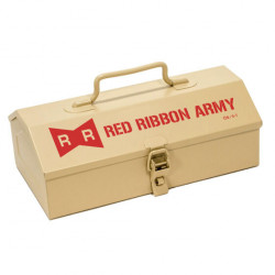 Tool Box Red Ribbon Army Dragon Ball