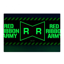 Luminous Sticker Red Ribbon Army Dragon Ball