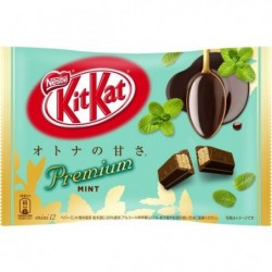 Kit Kat Mini Premium Mint japan plush
