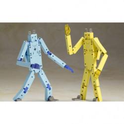 Figures Denki Kun STYLET BASELARD Ver. Frame Arms Girl Plastic Model