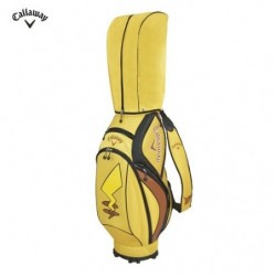 Pokemon GOLF Caddy Bag Pikachu japan plush