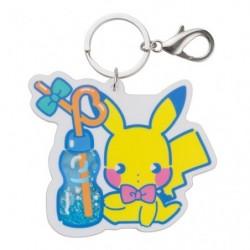 Keychain Saiko Soda Pikachu