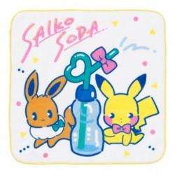 Hand Towel Saiko Soda Pikachu Eevee
