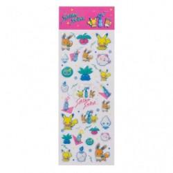 Seal Saiko Soda Pikachu Eevee japan plush