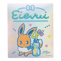 Sticker Saiko Soda Eevee japan plush