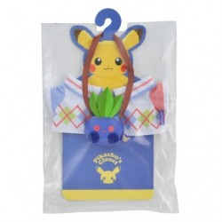 Pikachu s Closet Argyle japan plush