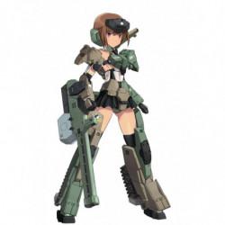 Figure Gourai Kai White Ver. 2 Model 10 Color Set Frame Arms Girl Master File