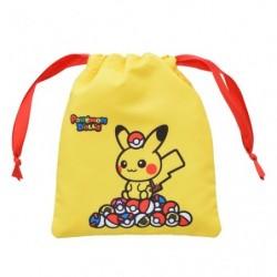 Mini Pochette Pokemon Dolls Pika Pokeball japan plush