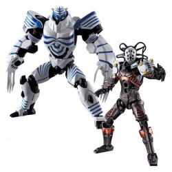 Figures Psyco Rogue Destwilder Set Kamen Rider Ryuki SO DO CHRONICLE