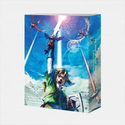 Music CD The Legend Of Zelda Skyward Sword Original Soundtrack