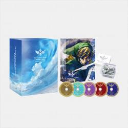Music CD The Legend Of Zelda Skyward Sword Original Soundtrack Limited Edition