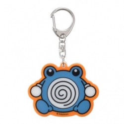Keychain Pokemon Dolls Poliwhirl japan plush