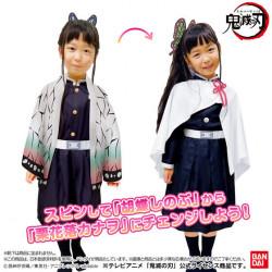 Cosplay Enfants Kanao Tsuyuri Shinobu Kocho Set Kimetsu No Yaiba