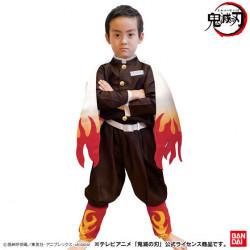 Cosplay Enfants Kyojuro Rengoku Kimetsu No Yaiba