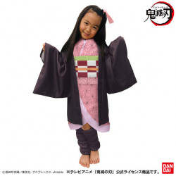 Cosplay Enfants Nezuko Kamado Kimetsu No Yaiba