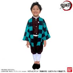 Cosplay Enfants Tanjiro Kamado Kimetsu No Yaiba