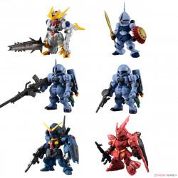 Figures Selection 01 FW Gundam Converge 10th Anniversary