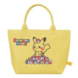 Pokemon Dolls Bag Pika Pokeball japan plush