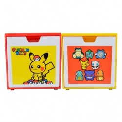 Cube Box Pokemon Dolls japan plush