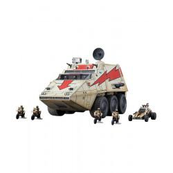 MODEROID Vehicles Set Megaforce