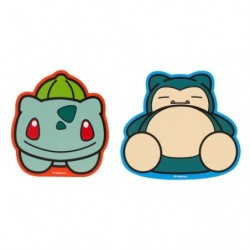 Stickers Pokémon Dolls Bulbasaur Snorlax japan plush