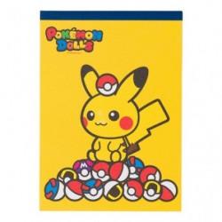 Memo Pokemon Dolls Pika Pokeball japan plush