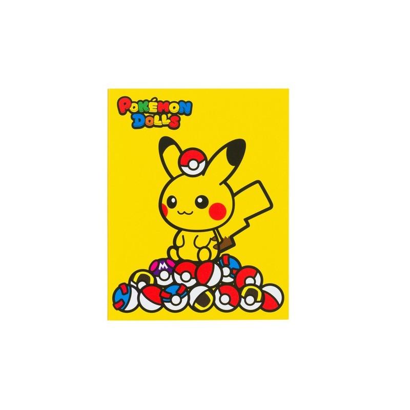 post it pokemon dolls pika pokeball meccha japan