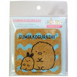 Cork Coaster Tonkatsu Sumikko Gurashi