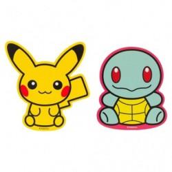 Stickers Pokémon Dolls Carapuce Pikachu japan plush