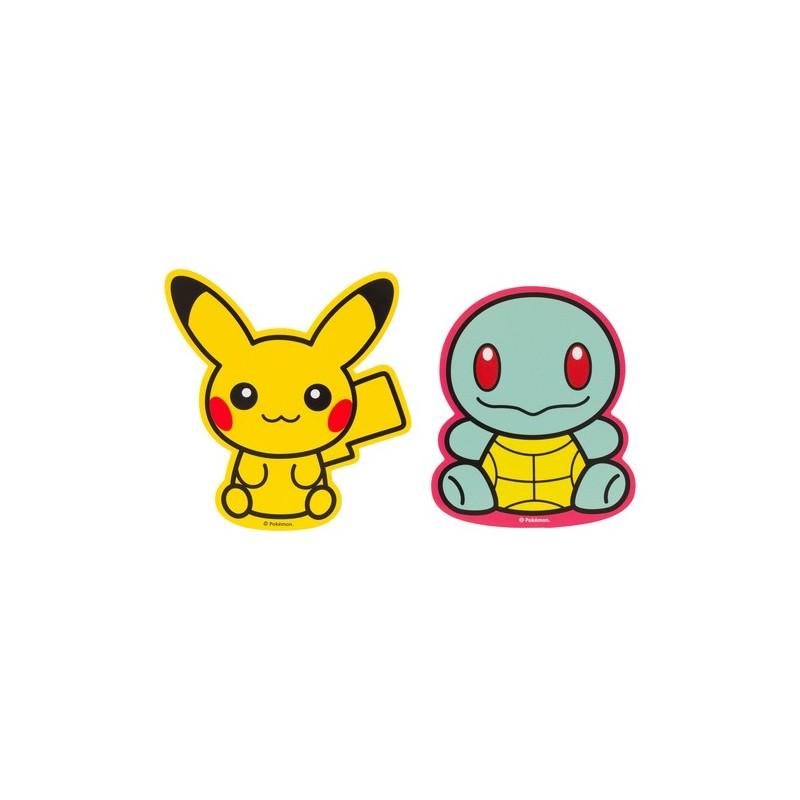 Stickers Pokemon.Stickers Pokemon Dolls Squirtle Pikachu