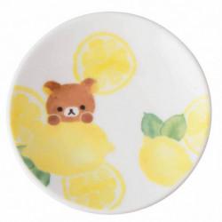 Plate Lemon Rilakkuma