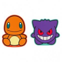 Stickers Pokémon Dolls Salameche Ectoplasma japan plush