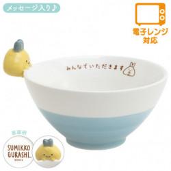 Bowl Ajifurai No Shippo Sumikko Gurashi