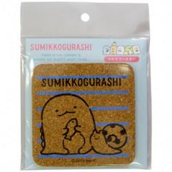 Cork Coaster A Tokage Sumikko Gurashi
