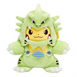 Plush Pikachu Cosplay Tyranitar japan plush
