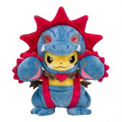 Peluche Pikachu Cosplay Trioxhydre japan plush