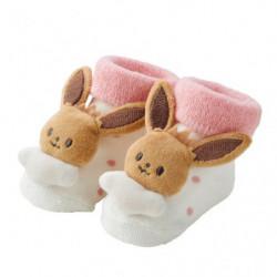 Baby Pile Socks Eevee Monpoké