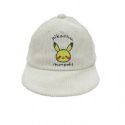 Corduroy Cap Pikachu Monpoké