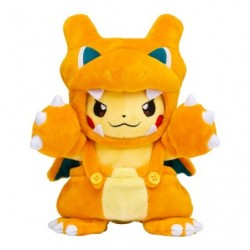 Plush Pikachu Cosplay Charizard japan plush